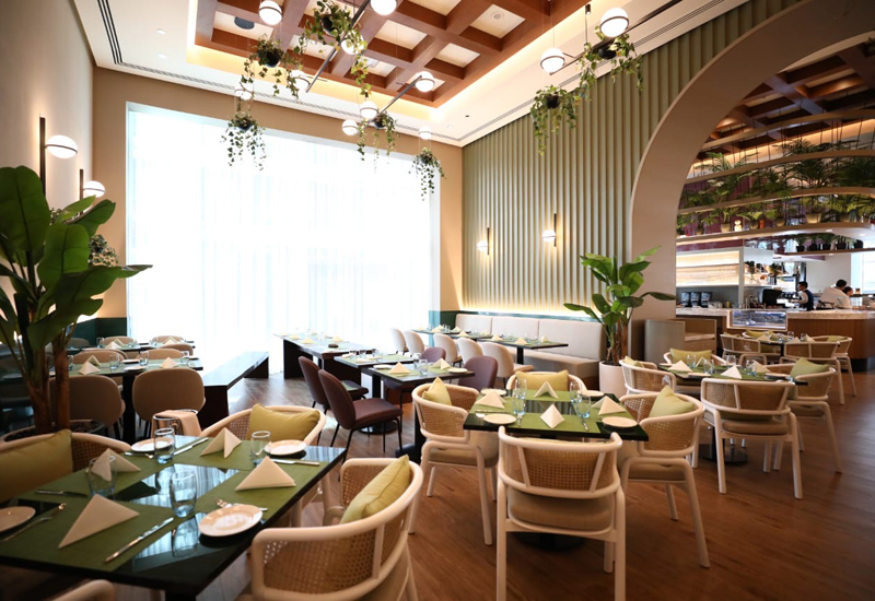 Its French-focused menu will feature baguettes, macarons, pastries, breads and a selection of teas