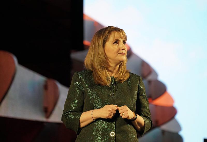 WTTC president & CEO Gloria Guevara