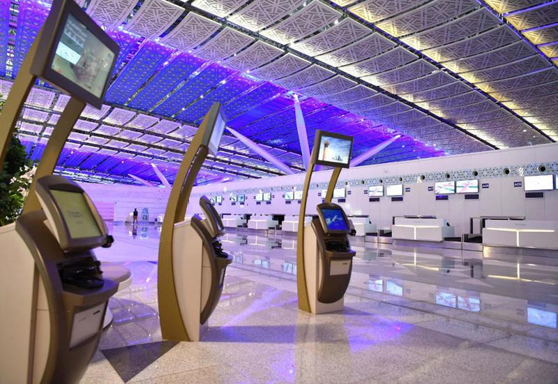 Saudi Arabia last year opened a new terminal at its international airport in Jeddah (Image credit: Arabian Business