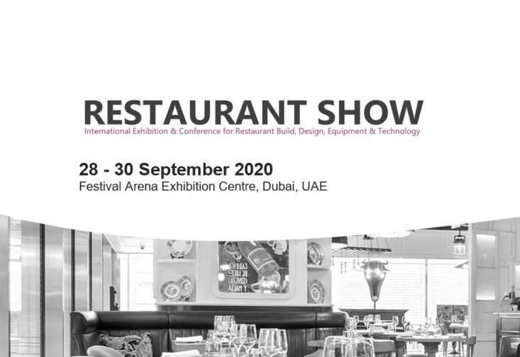 The Restaurant Show has been moved to 2021
