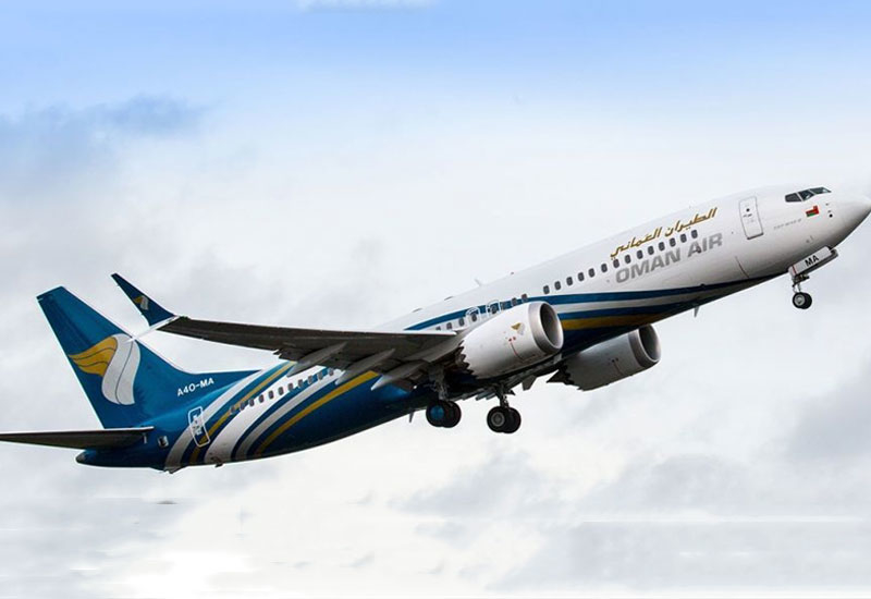 Oman Air is the national carrier of the Sultanate