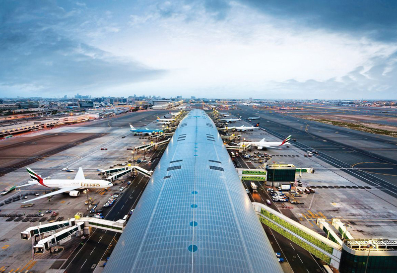 Dubai International Airport continuously ranks as the world's busiest in terms of passenger traffic