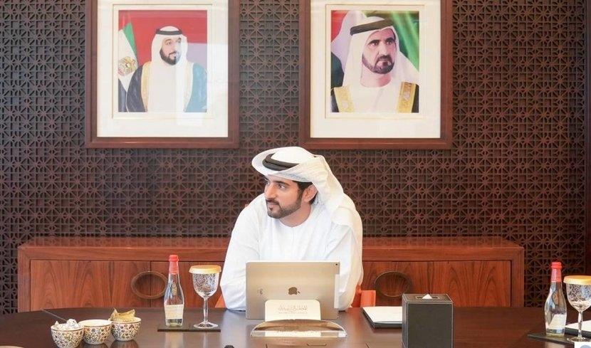 H.H. Sheikh Hamdan bin Mohammed, Crown Prince of Dubai