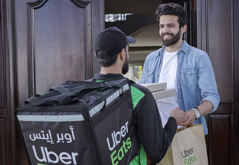 Uber Eats UAE has waived its delivery fee for local restaurants