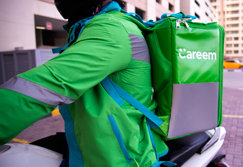 Careem Now is one of many food aggregators operating in the region