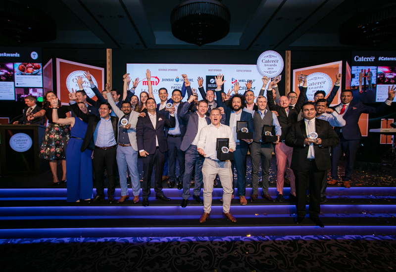 Nominations for the Caterer Awards have been extended until May 16