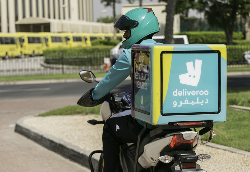 Deliveroo is now giving its partners weekly payments