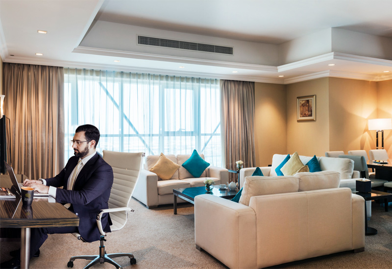 The facilities are targeted towards those intending to carry out remote business meetings