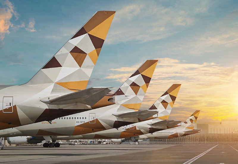 Etihad Airways' catering arm has cooked and delivered more than 15,000 meals a day to individuals including front line medical staff
