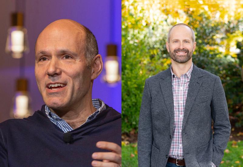 Peter Kern and Eric Hart