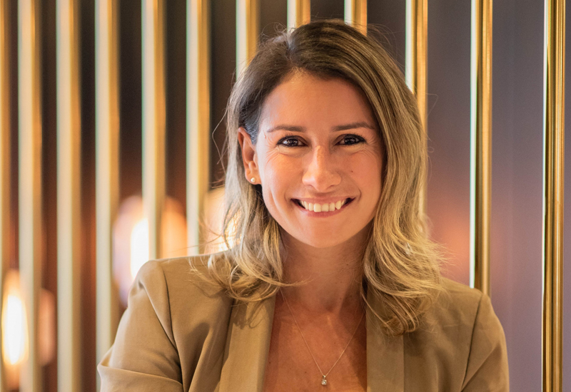 London Dairy Cafe general manager of operations Florencia Beschtedt