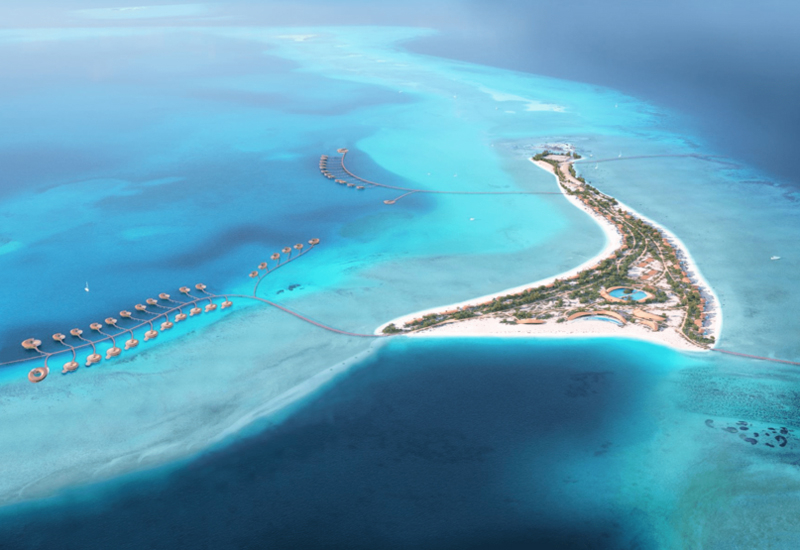 The Red Sea Project will welcome its first guests by the end of 2022