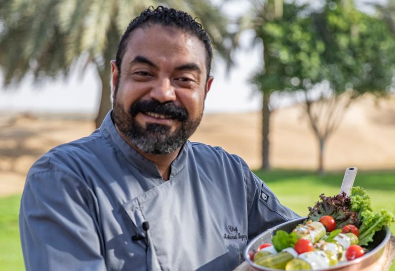 Chef Mouhamed Ferjani
