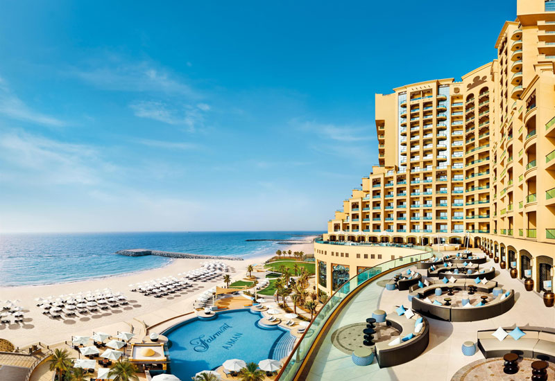 50 Hotels in the Middle East: Fairmont Ajman to JA Beach Hotel in Dubai