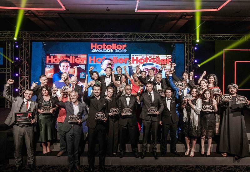 Hotelier Middle East Awards 2019 winners