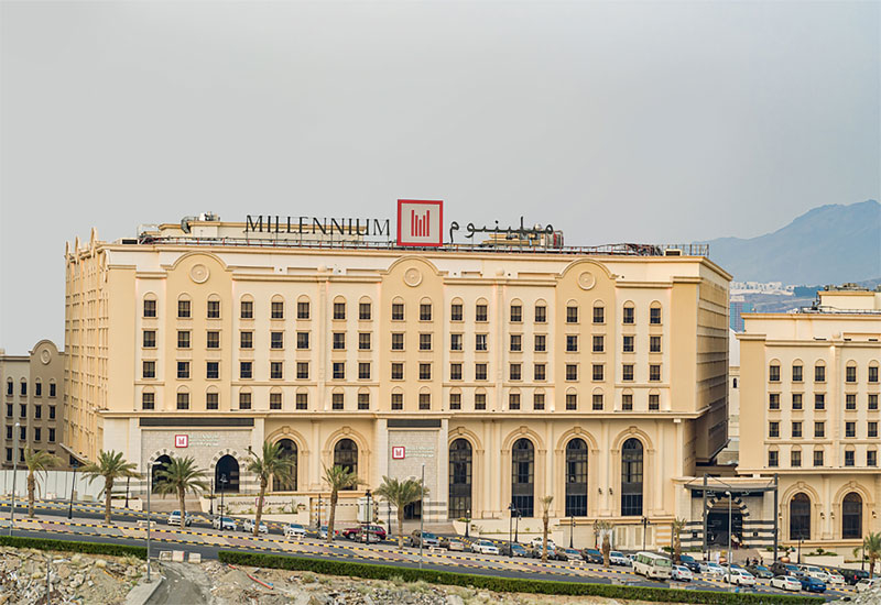 50 Hotels in the Middle East: Millennium & Copthorne Makkah Al Naseem to Palazzo Versace Dubai