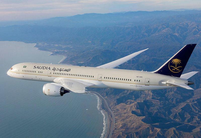 Saudia - The Kingdom's national carrier