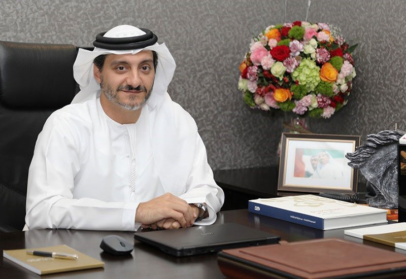 Saleh Mohamed Al Geziry, director general of Ajman Tourism Development Department (ATDD)