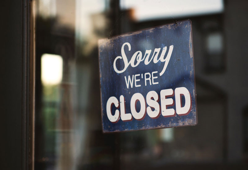 Many restaurateurs expect to close outlets permanently