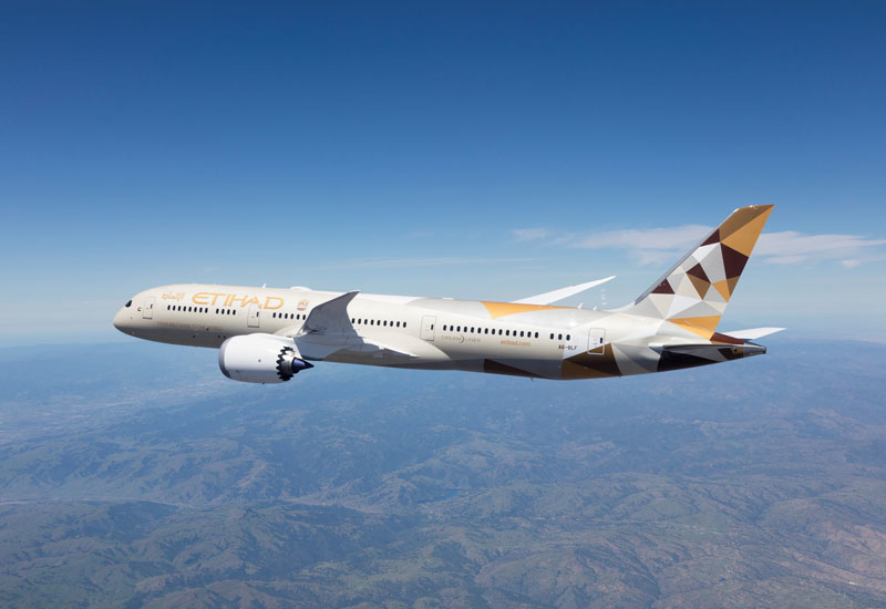 Etihad Airways is the national carrier of Abu Dhabi
