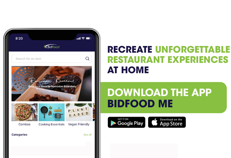 Bidfood, Delivery apps