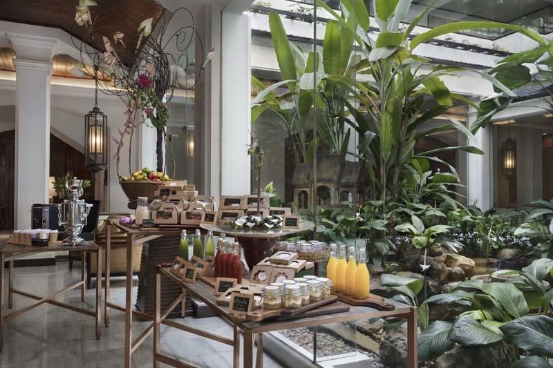 Thailand's flagship property, Anantara Siam Bangkok Hotel