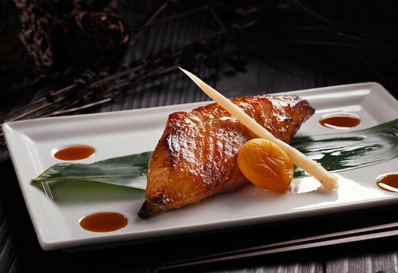 Black cod yuzu miso