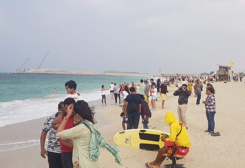 Beaches at Jumeirah Beach Residence (JBR), Al Mamzar, Jumeirah and Umm Seqeim are all open to the public again