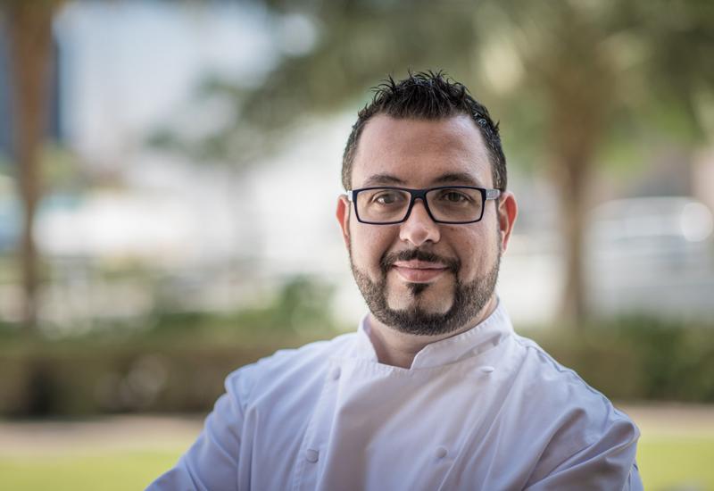 Alfredo Albergatore is head chef at Luigia at Rixos Premium Dubai