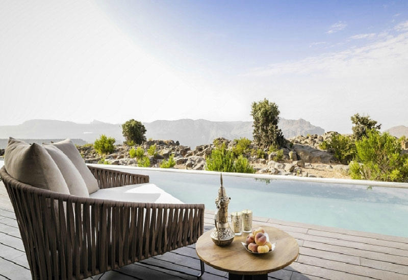 The total number of guests in Omani hotels dropped by 19.5% in the first three months of 2020