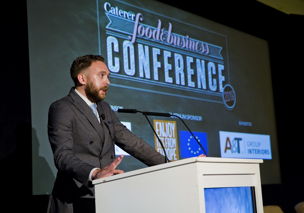 Caterer editor Simon Ritchie will moderate the webinar