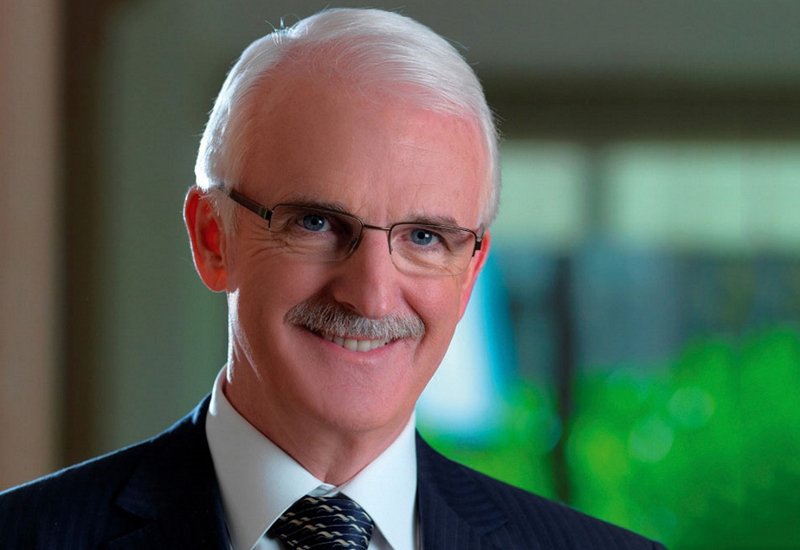 World Travel and Tourism Council (WTTC) ambassador Gerald Lawless