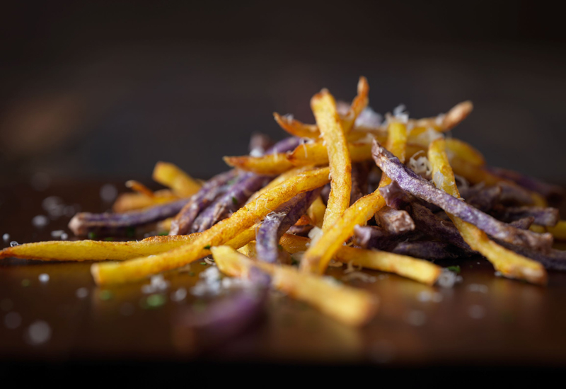 String fries are just one variety of frozen U.S. fry available