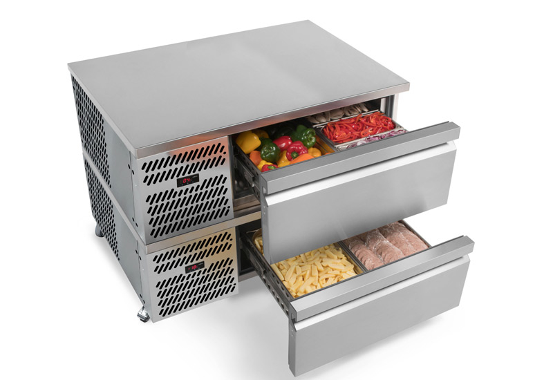 The VWCD1 Chefs Drawer starts from £2,300 (AED 10,669)