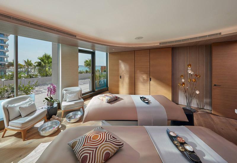 The VIP Spa Suite in Dubai