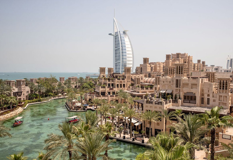 Jumeirah Al Qasr is one of the three hotels