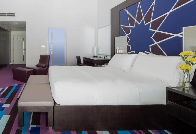 Dubai International Hotel is within DXB