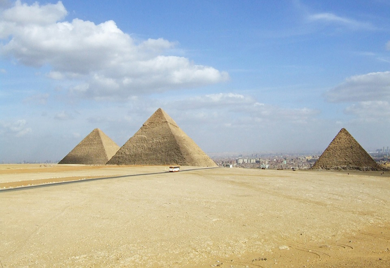 Egypt is a popular holiday destination
