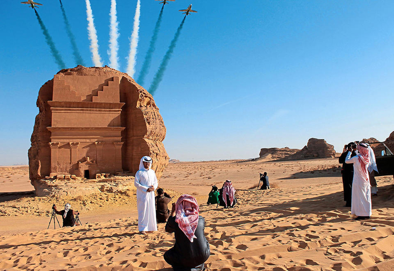 Tourism is an integral part of the Saudi Vision 2030