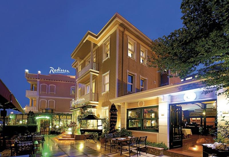 Radisson hotel, Turkey