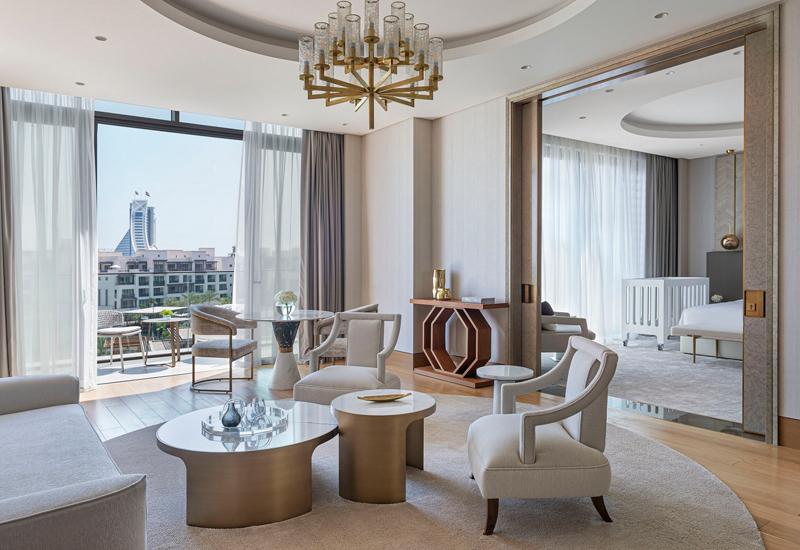 Jumeirah al naseem, Penthouse suites, Ocean Penthouse, Royal Penthouse