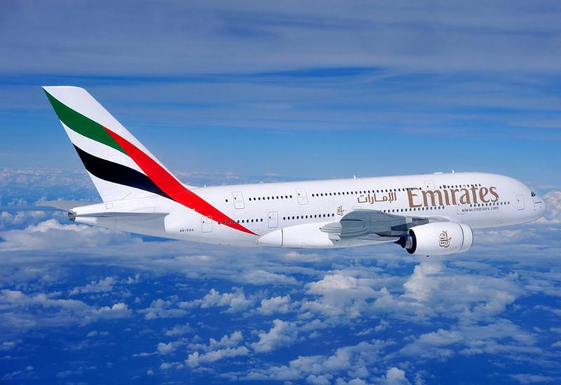 COVID-19, Emirates airline