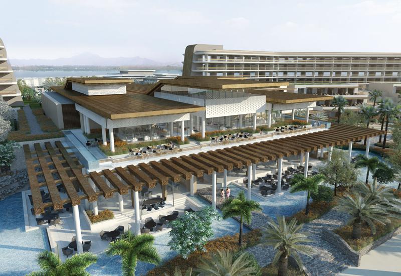 Ras al khaimah, Expansion, Ihg, Luxury hotels, Intercontinental, Mina al arab ras al khaimah