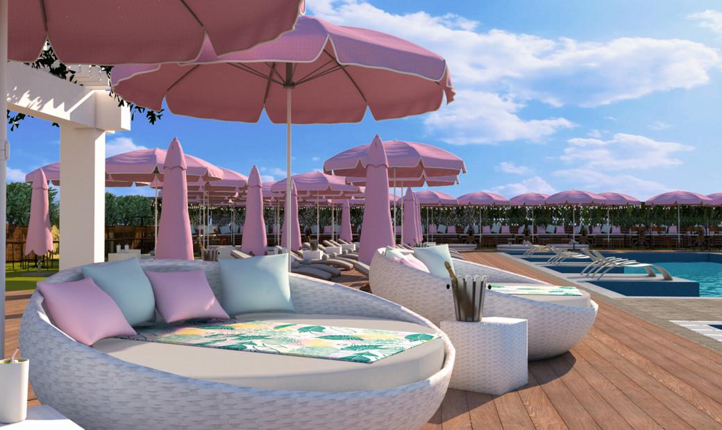 Missippi's, Pool bar, Dubai, Rooftop lounge