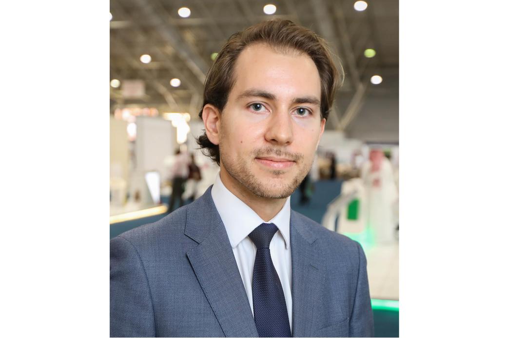 Christopher Lund, Colliers International.