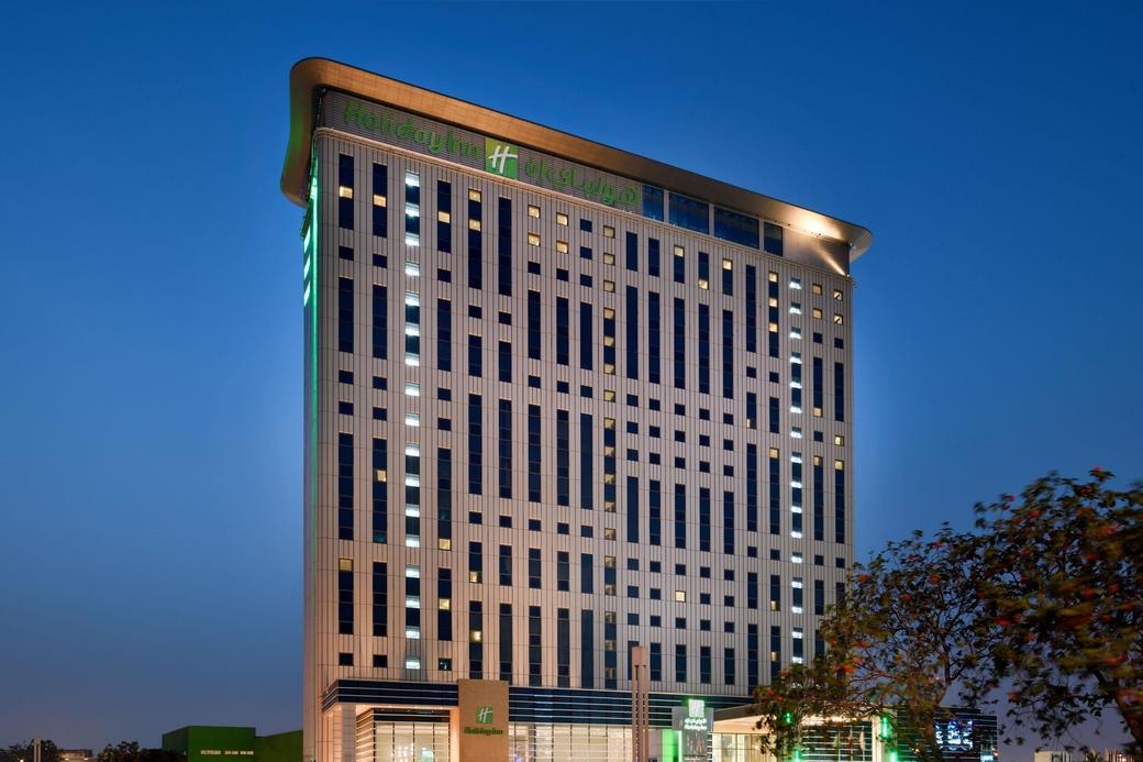 IHG operates 15 hotels across five brands in Dubai.