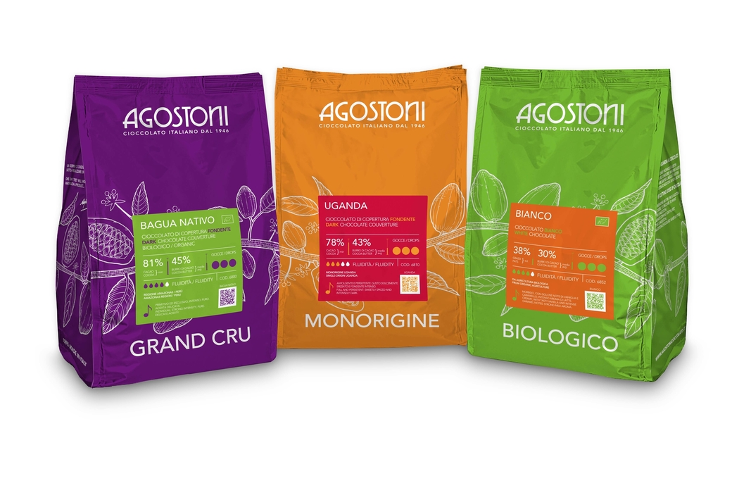 ICAM brings its Italian excellence to the business of creating chocolate recipes and products