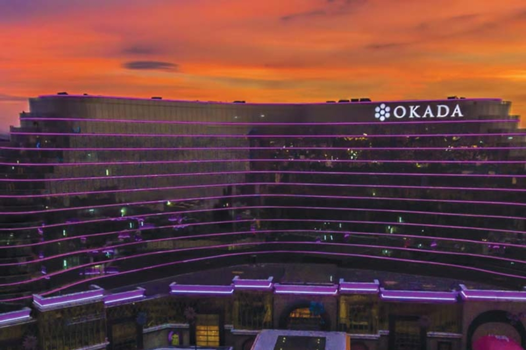 Another example of a resort creating a fully connected environment is Okada Manila Casino, which is a five-star integrated hotel and casino in the Philippines that wanted to offer leading-edge video entertainment throughout its facility